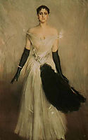 Portrait of a Lady , 1889, boldini