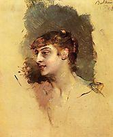 Portrait of a Lady, 1912, boldini