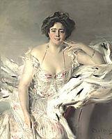 Portrait of Lady Nanne Schrader, 1903, boldini