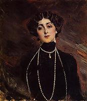 Portrait of Lina Cavalieri, 1901, boldini