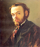 Portrait of Vincenzo Cabianca, boldini