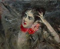 Princes Radziwill with Red Rbbon, 1904, boldini