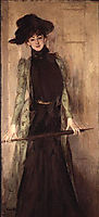 Princesse de Caraman Chimay (later Madame Jourdan) , 1889, boldini