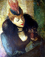 Red Feather, boldini