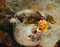 The Rose in Vase of Sassonia, boldini