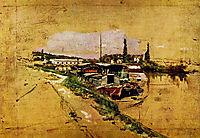 Seine in Bougival, boldini