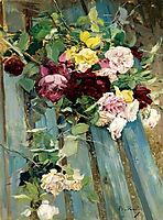 Still Life with Rose, boldini