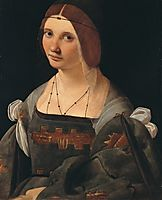 Portrait of a Lady, boltraffio