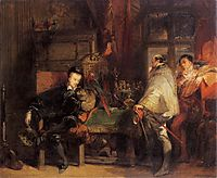 Henri III and Don Juan of Austria , c.1828, bonington