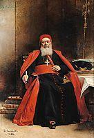 Le cardinal Charles Lavigerie, 1888, bonnat