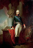 Alexander I, borovikovsky