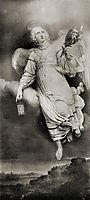 Archangel Gavriil, borovikovsky