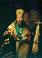 Bishop of the Russian Orthodox Church, borovikovsky