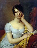 CleopatraIlinichnaLobanova Rostovskaya, borovikovsky