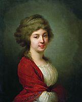 CountessVeraZavadovskaya, borovikovsky
