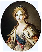 Elisabeth Alexeievna Tsarina of Russia, 1814, borovikovsky