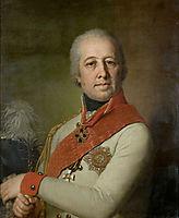 Ivan Dunin, 1801, borovikovsky