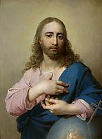 Jesus, borovikovsky