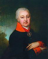 Nikolai Mikhailovich Yakovlev, borovikovsky