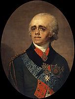 Paul I, borovikovsky