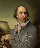 Portrait of Alexander Semenovitsch Chvostov, 1801, borovikovsky
