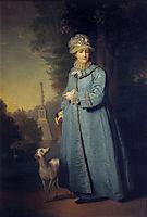 Portrait of Catherine II, Empress of Russia, 1794, borovikovsky