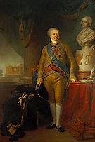 Portrait of Count Alexander Kurakin, 1802, borovikovsky