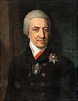 Portrait ofKoshelev, borovikovsky