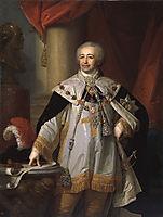 Portrait of Prince A. B. Kurakin, 1799, borovikovsky