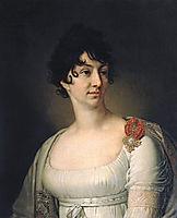 Portrait of S. A. Rayevskaya, 1813, borovikovsky