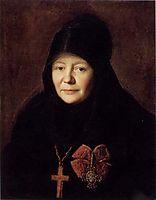 Portrait of Yekaterina Kropotova, borovikovsky