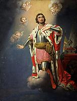 St. Alexander Nevsky, borovikovsky