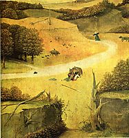 The adoration of the Magi (detail), bosch