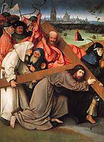 Christ Carrying the Cross, bosch
