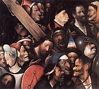 Christ Carrying the Cross, 1480, bosch
