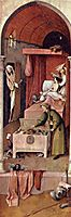 Death and the Miser, 1516, bosch
