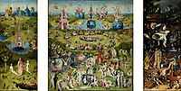 The Garden of Earthly Delights , 1515, bosch