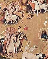 The Garden ofEarthly Delights  (detail), 1516, bosch
