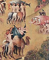 The Garden of Earthly Delights  (detail), 1516, bosch