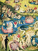 The Garden ofEarthly Delights  (detail), bosch