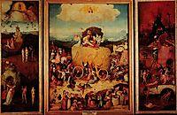 Haywain, 1485-1490, bosch