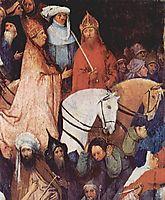 Haywain (detail), 1500, bosch