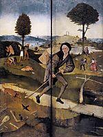 Haywain (detail), 1502, bosch