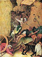 Haywain (detail), bosch