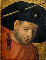 Head of a Halberdier, bosch