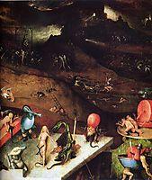 The Last Judgement (detail), bosch