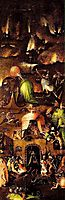 Last Judgement, right wing of the triptych, 14, bosch