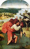 Saint Christopher, bosch