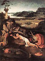 Saint Jerome in Prayer, 1505, bosch