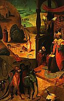 St.Jacob and themagician, bosch